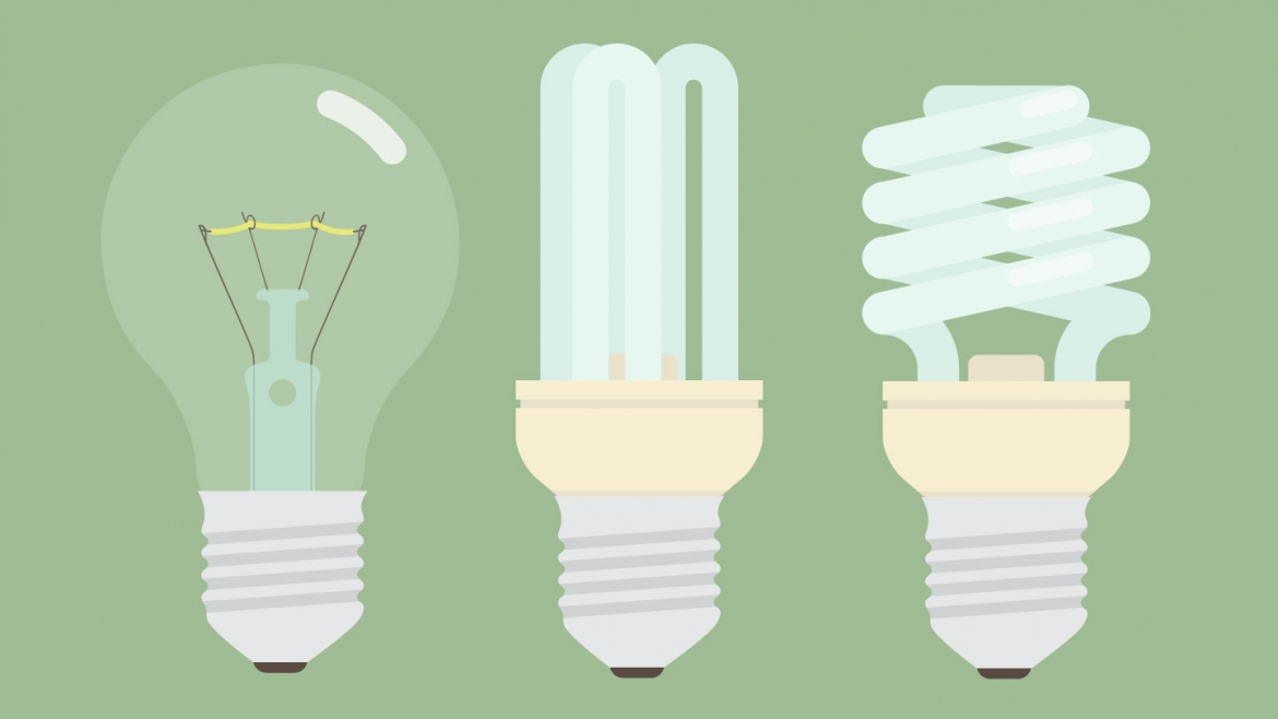 A Quick Guide to Choosing Light Bulbs